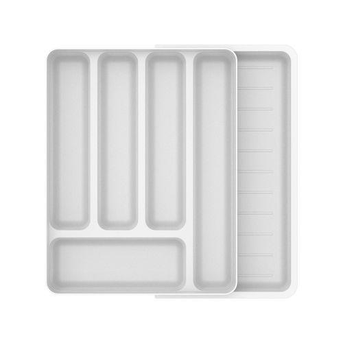Organizador-De-Talheres-Com-Extensor-Logic-28-x-36-x-6cm-Ou-Branco-Top