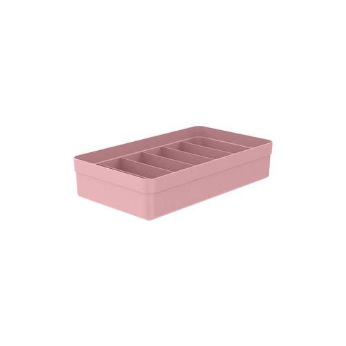 Organizador-De-Gavetas-Colmeia-20-Logic-35-x-20-x-75cm-Ou-Rosa-Quartz
