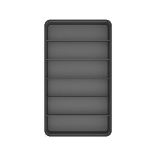 Organizador-De-Gavetas-Colmeia-20-Logic-35-x-20-x-75cm-Ou-Chumbo-Top