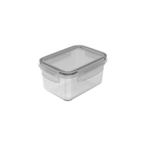 Pote-Organizador-Geladeira-Click-Retangular-560ml-Natural