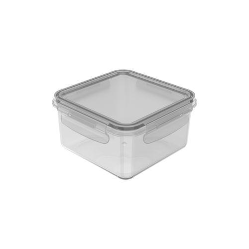 Pote-Organizador-Geladeira-Click-Quadrado-800ml-Natural