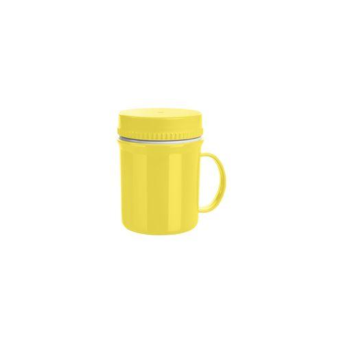 Caneca-Termica-Hermetica-400ml-Amarelo-Siciliano